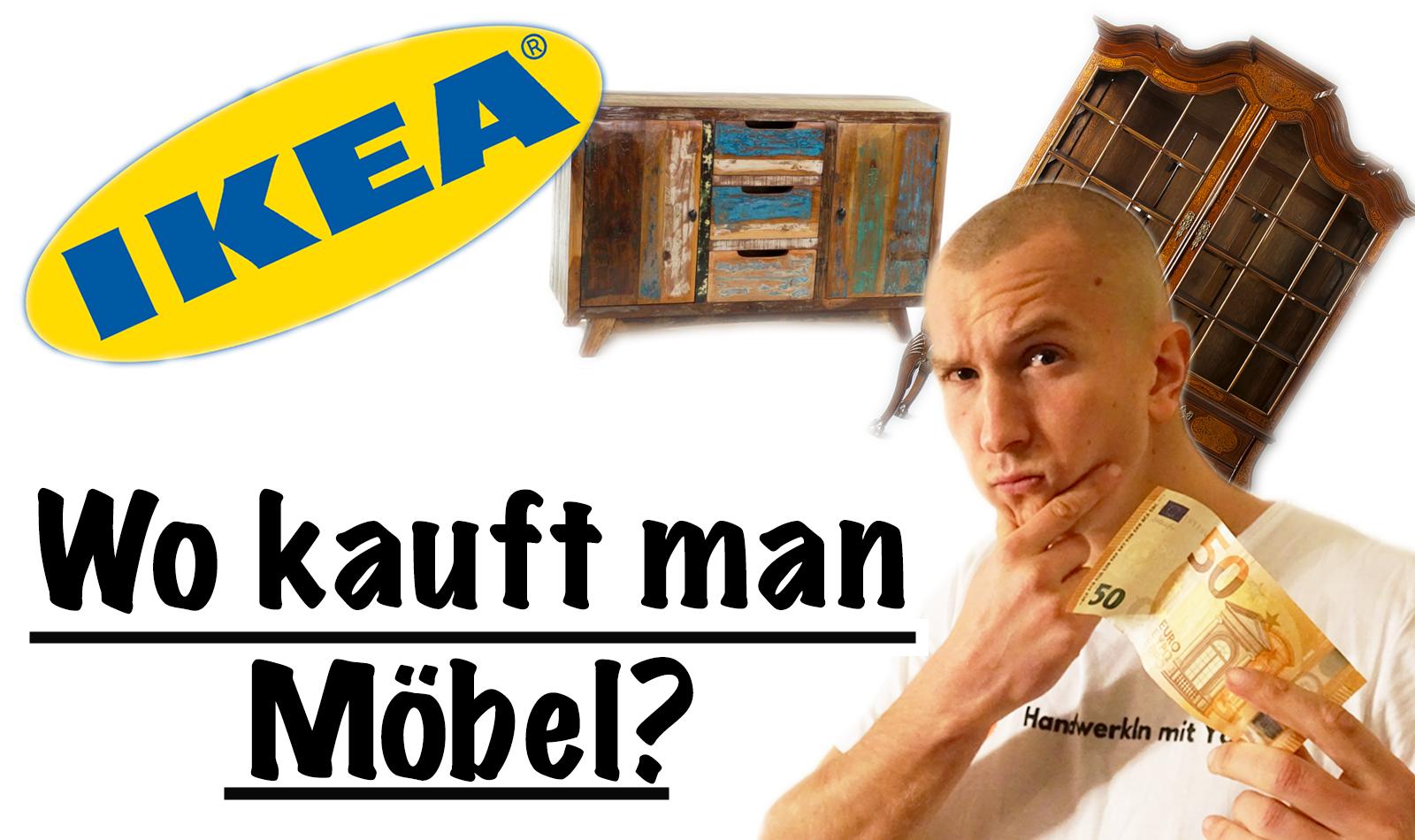 Wo kauft man Möbel? 5 Tipps vom Handwerker!